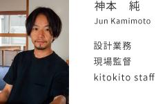 kitokito スタッフ